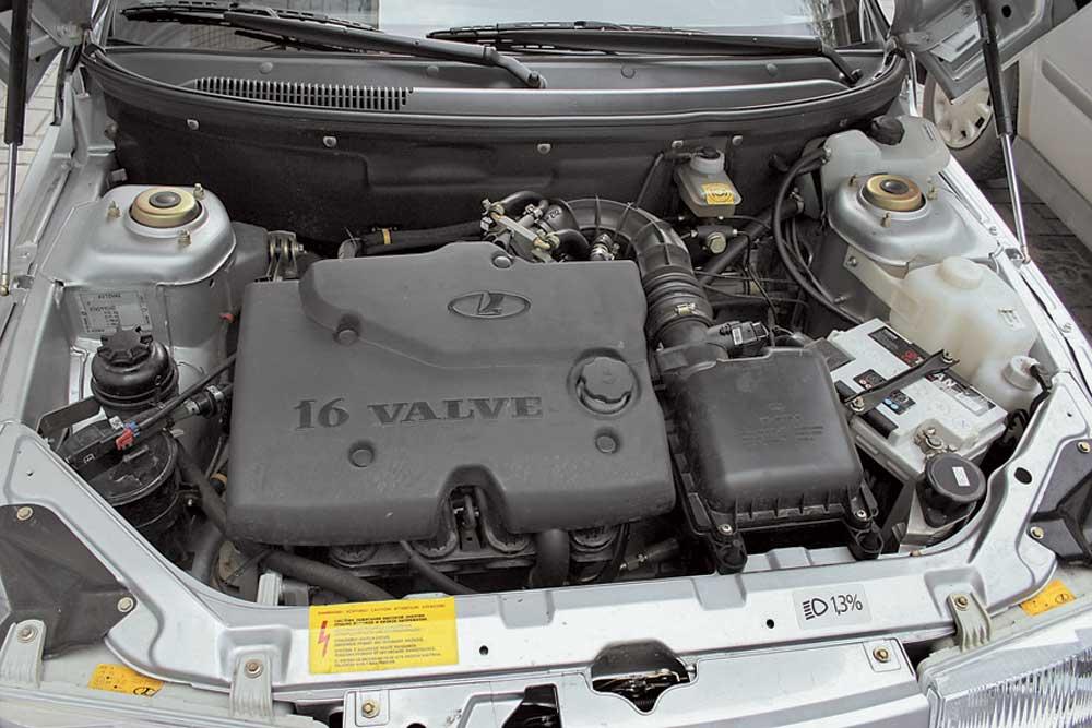 Фото №24 - троит двигатель ВАЗ 2110 инжектор 16 клапанов